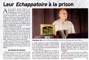 extrait de presse, Chateaudun